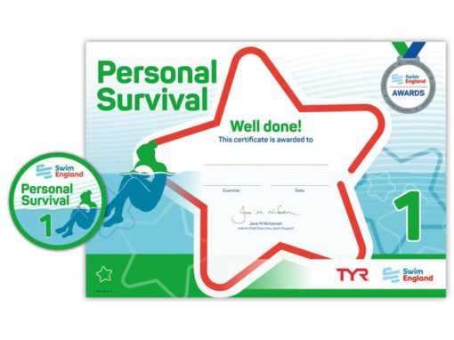Personal Survival Award